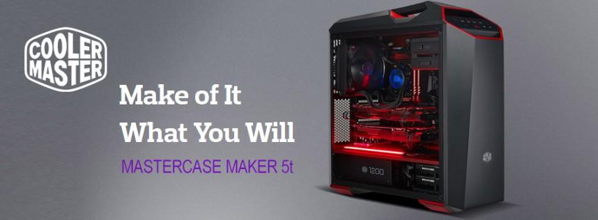 MasterCase Maker 5T de Cooler Master
