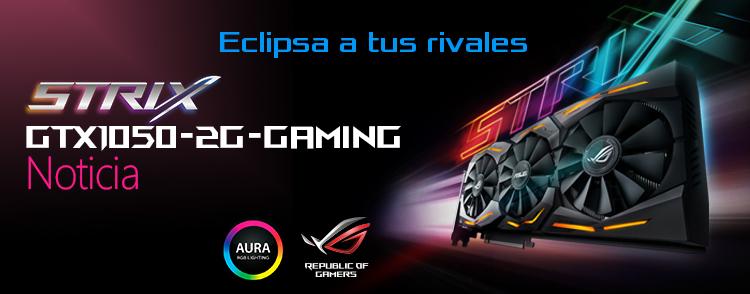 Asus Strix gtx1050-O2G-Gaming