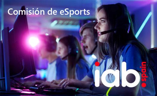IAB SPAIN CREA LA COMISIÓN DE ESPORTS