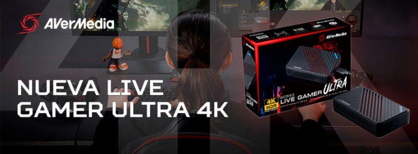 AVerMedia completa la SAGA 4K HDR