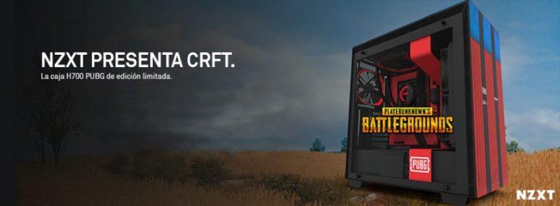 NZXT presenta CRFT. Productos gaming personalizados en edición limitada