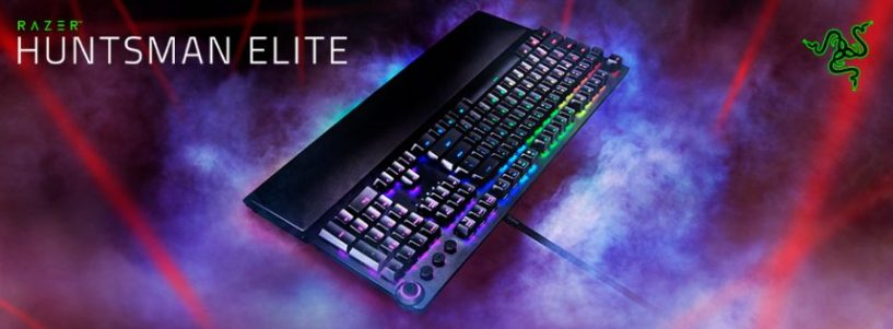 Review – RAZER HUNTSMAN ELITE
