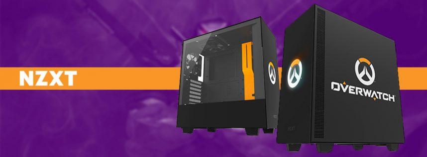 NZXT presenta el primer chasis de PC dedicado a Overwatch®