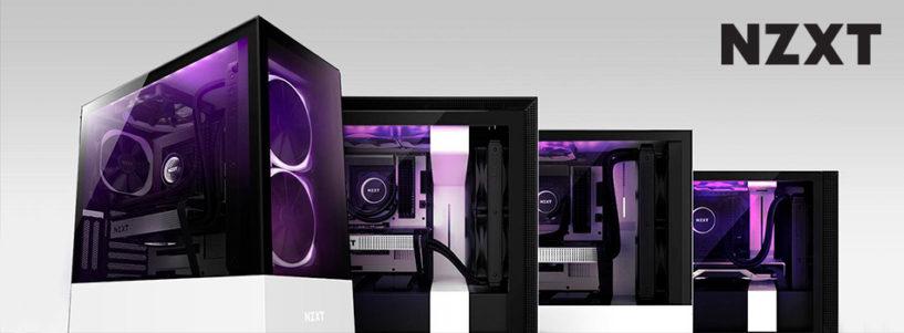 Las nuevas cajas de NZXT continúan el legado de la serie H, con la H510 Elite a la cabeza