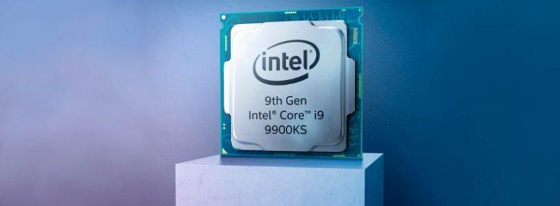 Lo mejor para Gaming, perfeccionado: el procesador de 9ª generación Intel Core i9-9900KS Special Edition