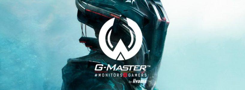 Descubre la gama de monitores G-Master de iiyama #Monitors4gamers