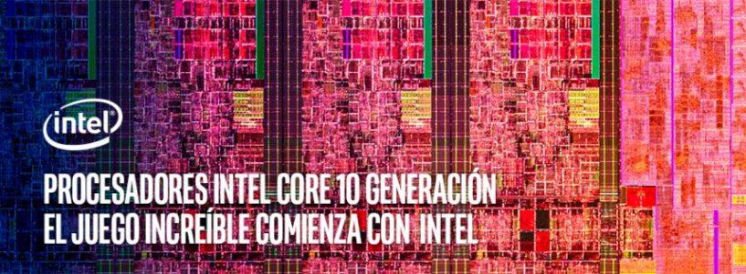 Intel presenta el procesador para portátiles más rápido del mundo: el Intel® Core™ Serie H de 10ª generación