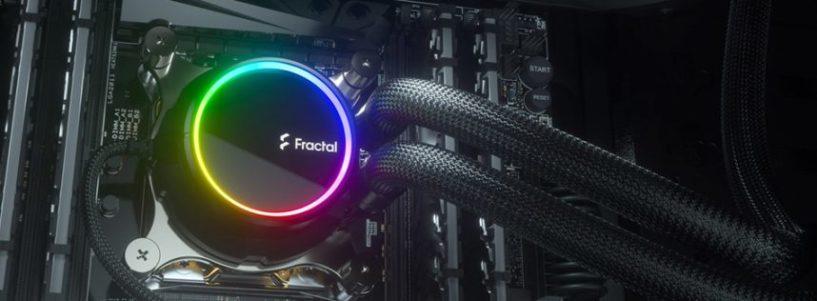 Fractal Design presenta la nueva generación de refrigeración líquida Celsius+