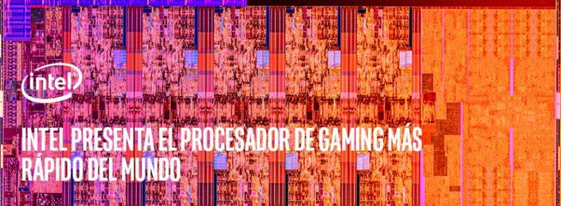 Intel presenta el procesador de gaming más rápido del mundo