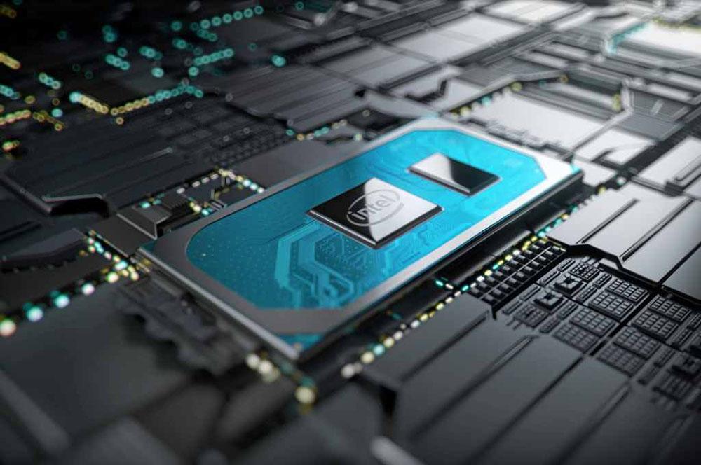 Chip Intel Core