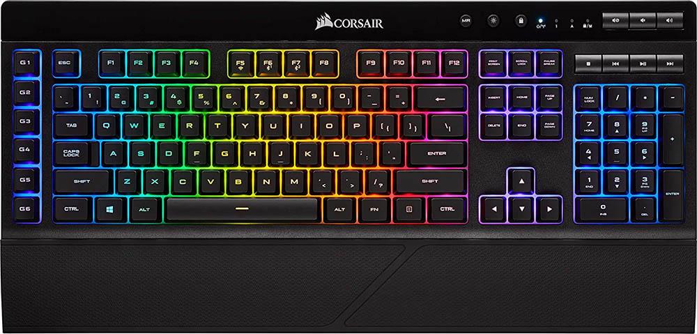 Corsair teclado gaming