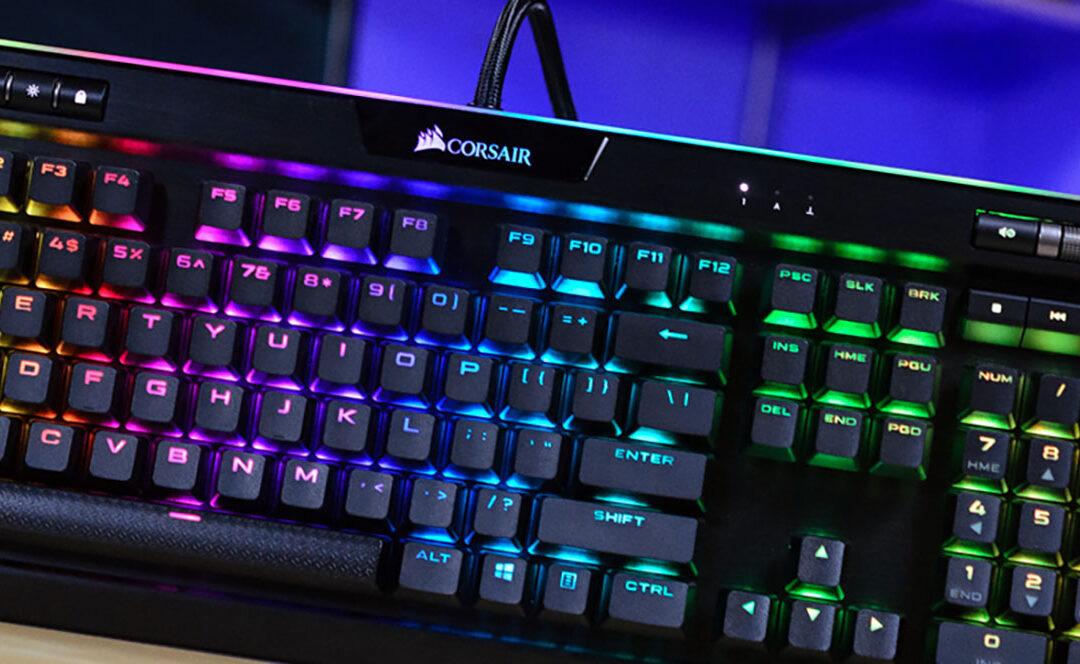 ¿El mejor teclado mecánico? Así es el Corsair K95 RGB Platinum