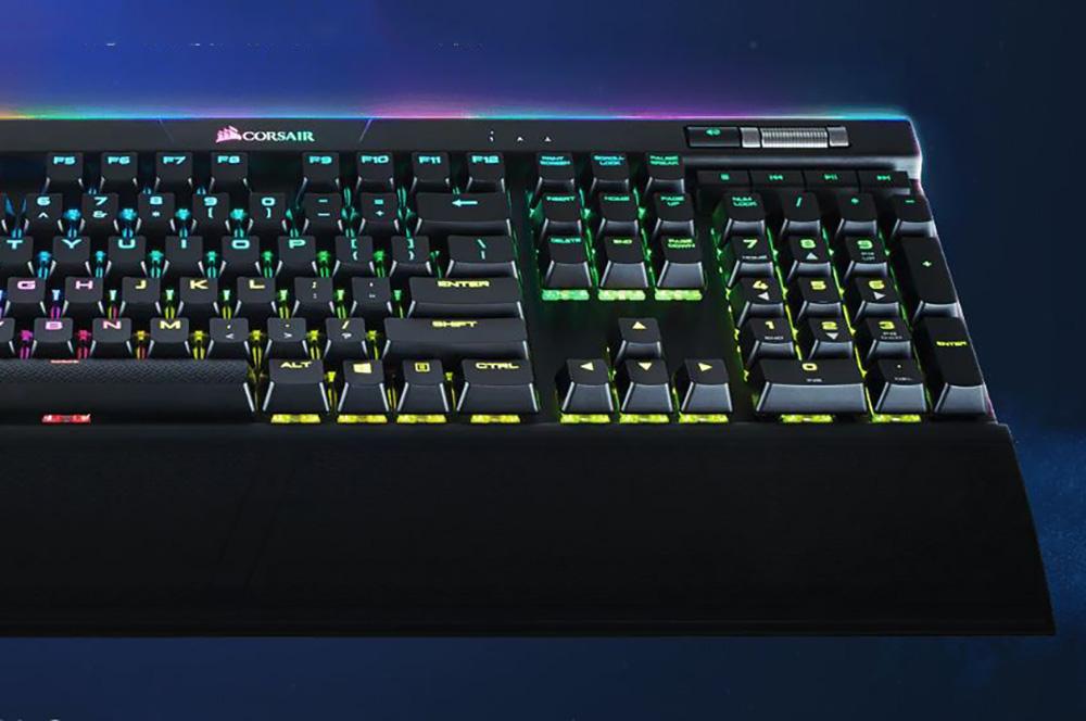 Corsair teclado