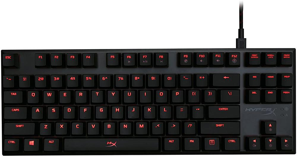 Hyperx teclado gaming