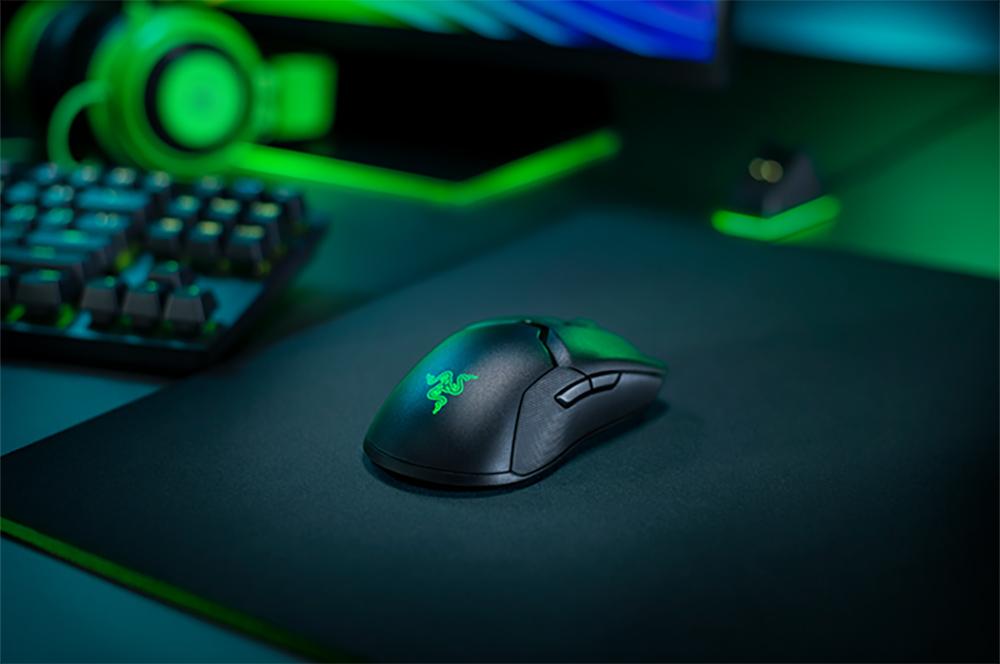Ratón con alfombrilla gaming