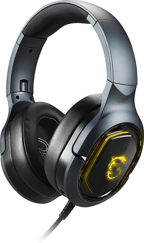MSI Immerse GH50 Auriculares Gaming