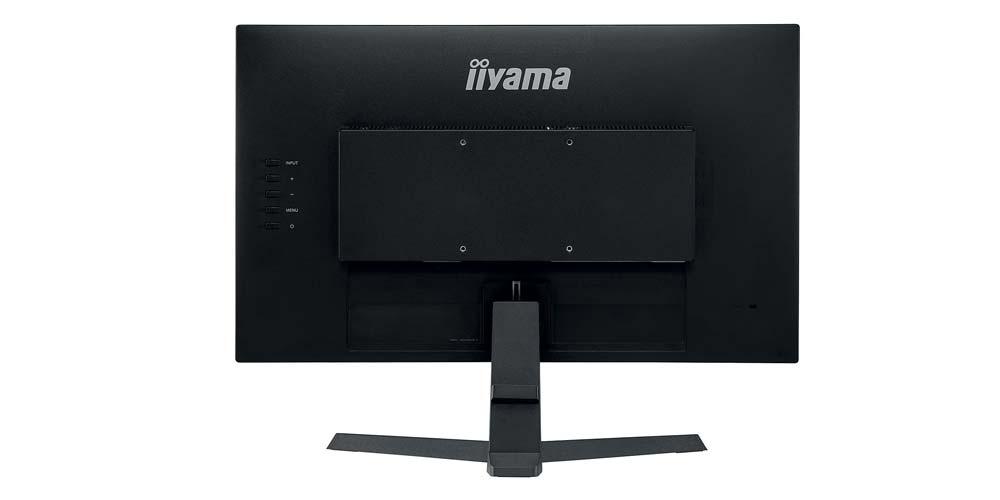 Trasera del monitor iiyama GB2470HSU-B1