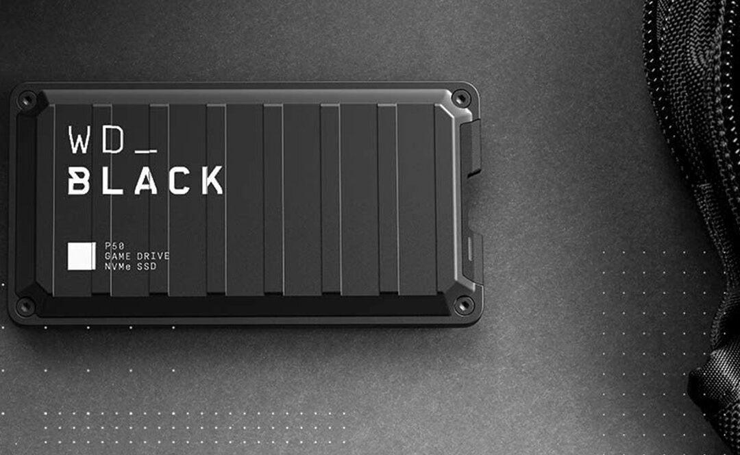WD_Black P50 Game Drive SSD