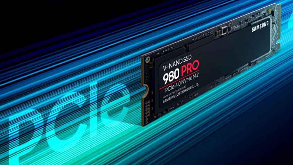 Memoria Samsung 980 Pro SSD 1 TB