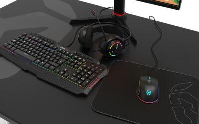 Krom Kritic RGB Rainbow Gaming, el mejor pack para gamers