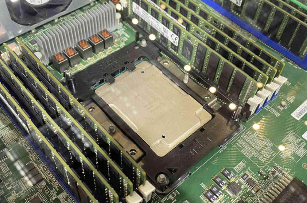 CPU, RAM, Placa basa de un PC