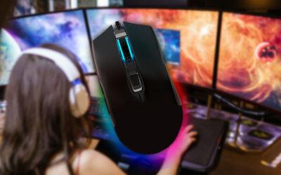Si tu ratón gaming está sucio. Así tendrás que limpiarlo para no romperlo