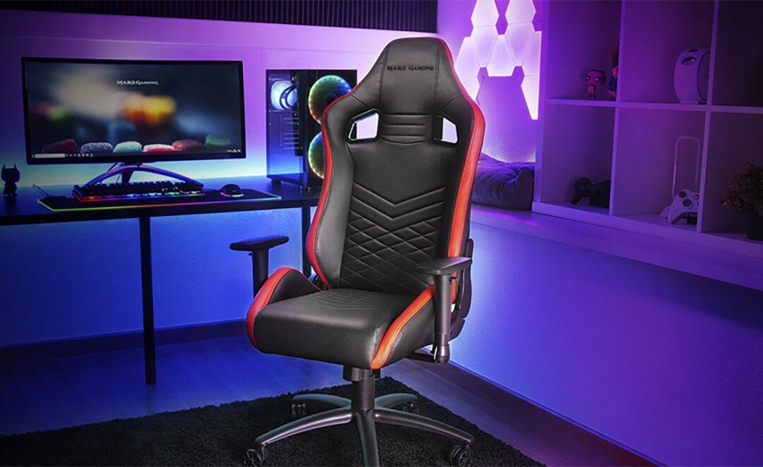 Cómo limpiar tu silla gaming para dejarla como nueva
