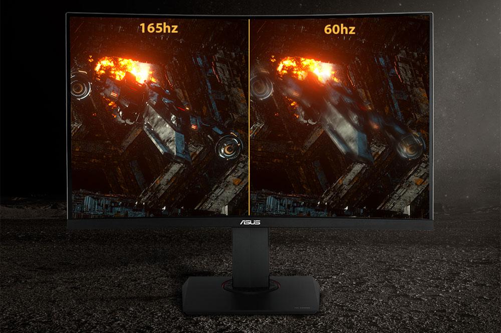 Monitor gaming resolución