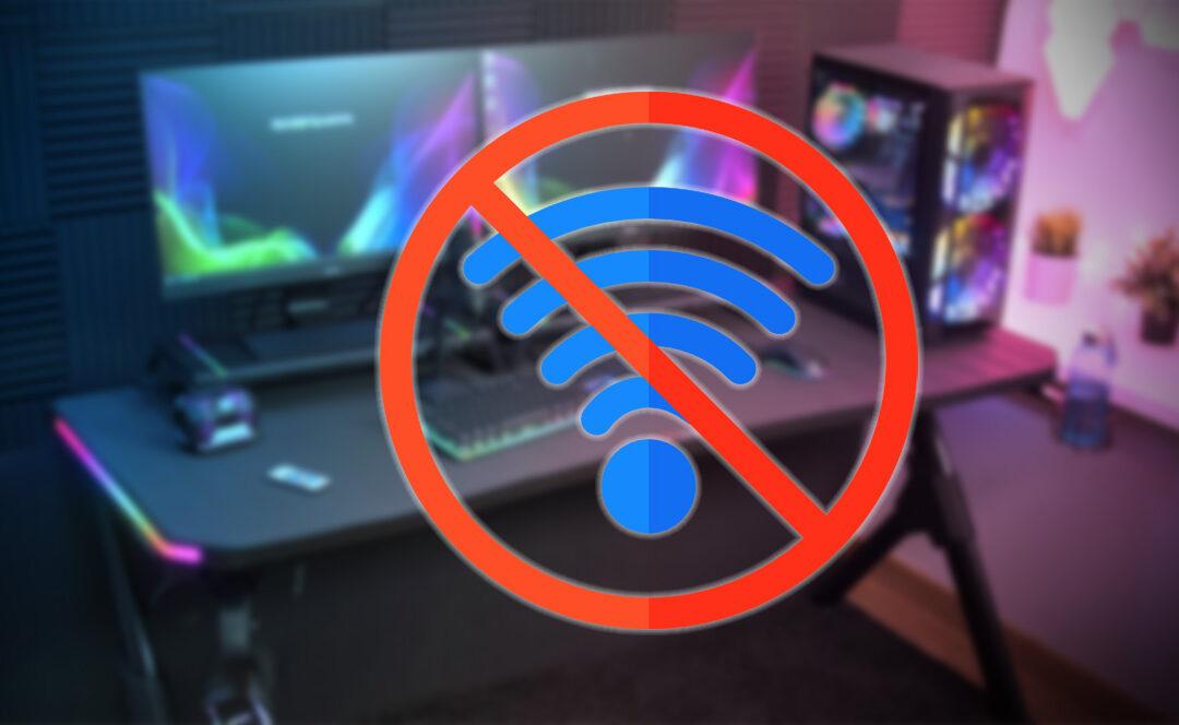 Quedarse sin Wi-Fi en el PC gaming