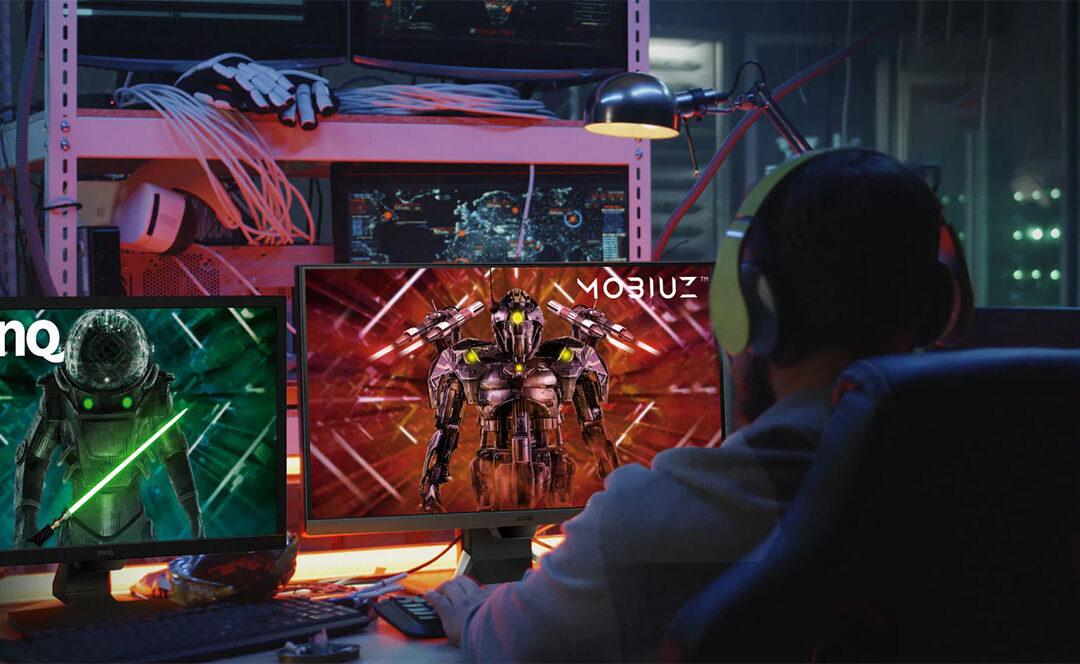 Qué resolución es más popular en los monitores gaming
