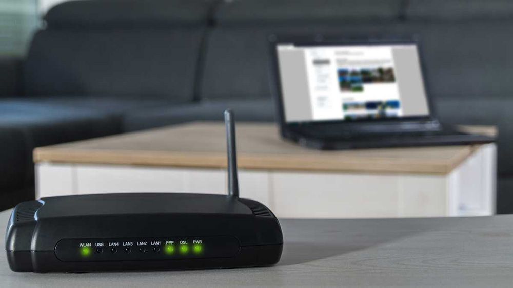 Router sin WiFi